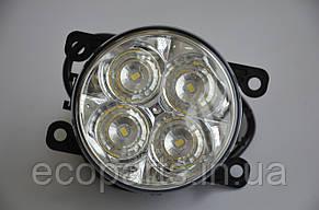 Денні ходові вогні LED Nissan Leaf, фото 2