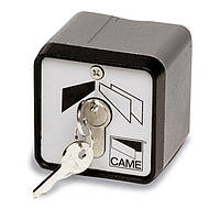 Ключ-выключатель для ворот шлагбаума наружной установки CAME SET-E