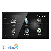 USB автомагнитола Kenwood DMX110BT с Bluetooth