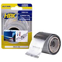ALU TAPE  - алюминиевая клейкая лента HPX для ремонта глушителей