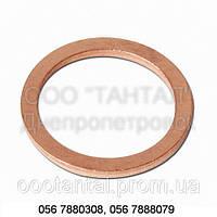 Кольцо медное уплотнительное DIN 7603 A