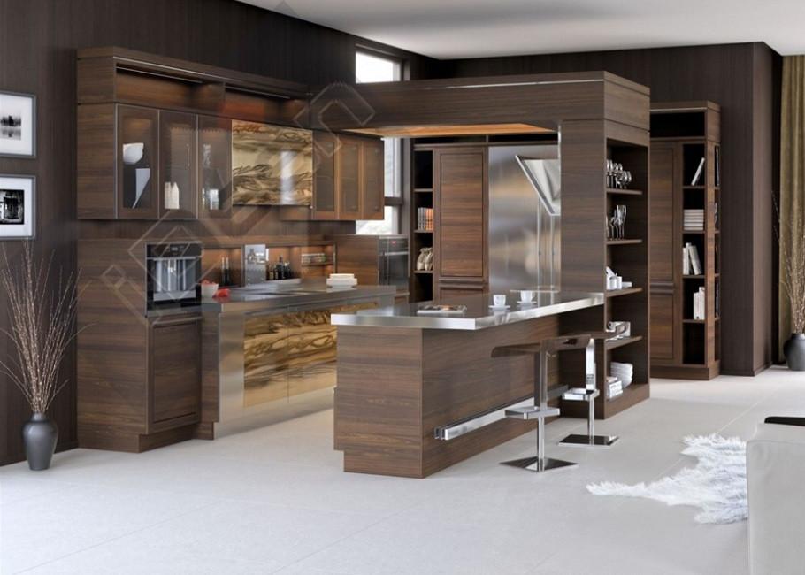 Кухня Allum-Wood