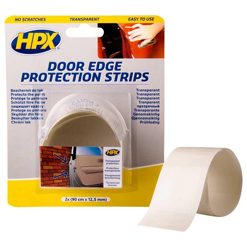 Защитная лента HPX для кромки автомобильной двери - прозрачная