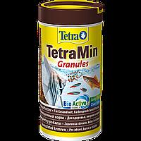 Корм TETRA (Тетра) MIN Granules для рыб в гранулах основное питание, 1 л