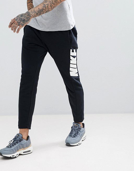 Штаны Nike Hybrid Joggers Tapered Fit 885947-010 (Оригинал)