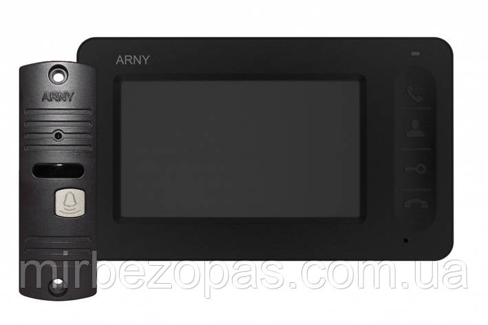 Видеодомофон ARNY AVD-4005, фото 2