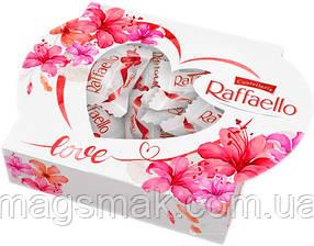 Цукерки Raffaello / Рафаелло серце, 120 г