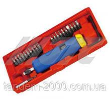 Динамометрическая отвертка 2-10Нм с комплектом бит JTC  4625A JTC