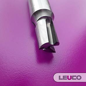 Высокопроизводительные алмазные концевые фрезы Leuco - для обработки гомогенных пластиковых материалов, фото 2