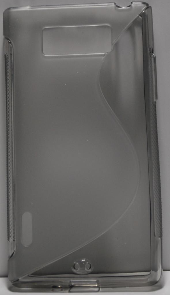 Силиконовый чехол для LG Optimus L7, L202