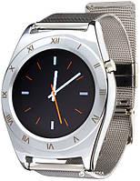 Часы ATRIX Smart watch A4 Pulse silver