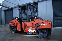 Каток дорожный HAMM HD 90 VV (2007 г)
