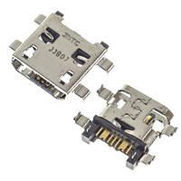 Samsung Galaxy Core i8262 Коннектор разъем зарядки i8260, i9190, i9192, i9195, S5310, S5312, S6310