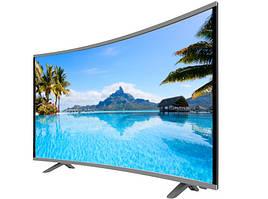 """Практичный телевизор JPE 32"""". Изогнутый Smart TV, WiFi, 1Gb Ram. Отличное качество. Купить онлайн Код: КДН3016"""