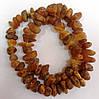 Лечебные бусы из янтаря натурального 3 - янтарные бусы