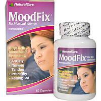 Natural Care, MoodFix, для мужчин и женщин, 60 капсул