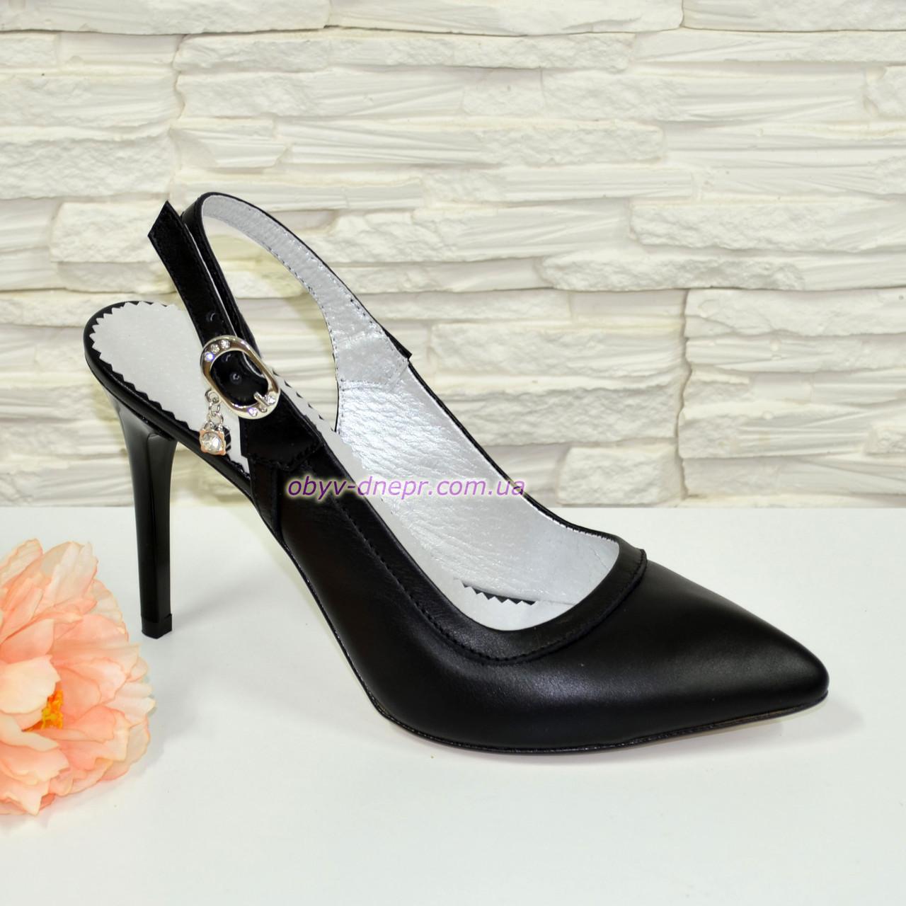 3fdb903ca492 Купить Стильные туфли женские на шпильке, натуральная кожа в Днепре от  компании ...