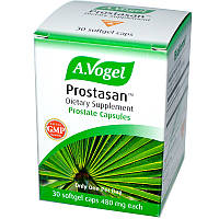A Vogel, Prostasan от простатита, 480 мг, 30 капсул