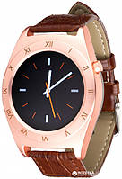 Часы ATRIX Smart watch A4 Pulse gold-brown