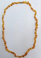 Лечебные бусы из янтаря натурального 2, фото 1