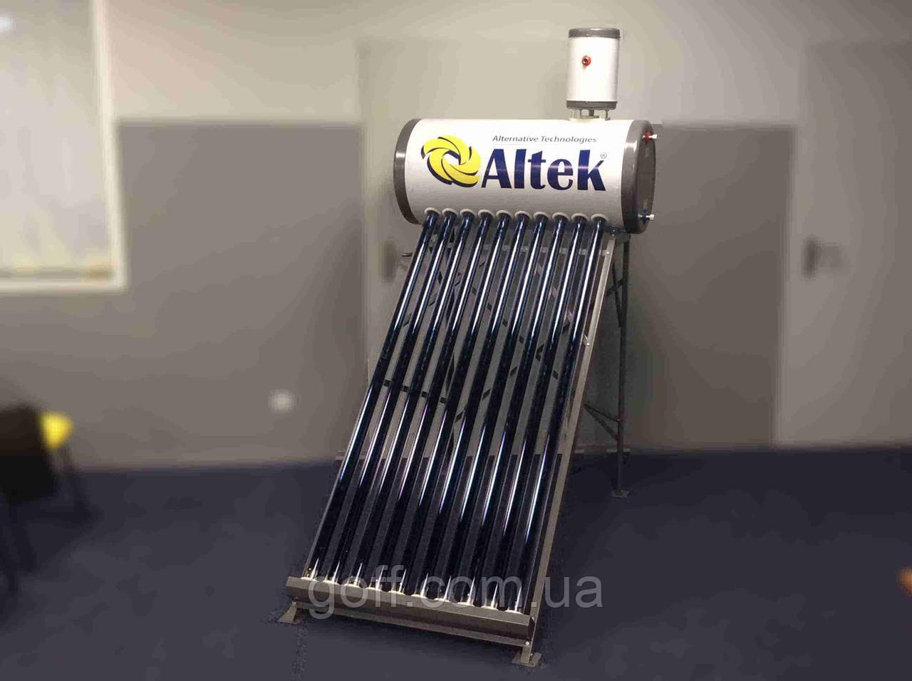 Термосифонный солнечный коллектор Altek SD-T2-10, фото 1