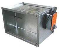 Заслонка прямоугольная АЗД 190.000-02 (400х400 мм) с электроприводом Belimo