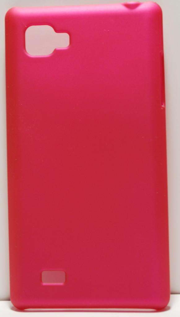 Пластиковый чехол для LG Optimus 4x, L151