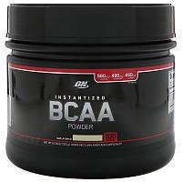 Optimum Nutrition, Instantized BCAA Powder, Unflavored, 10.58 oz (300 g)