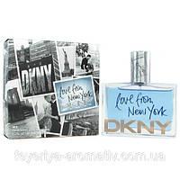 Туалетная вода Donna Karan Love From New York For Men 48мл
