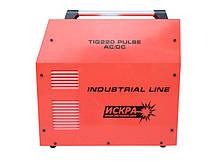 Аргонодуговой сварочный аппарат Искра 220 Pulse AC/DC, фото 2