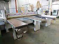 Пильный центр Holzma HPP81/38 бу с ЧПУ 96г., фото 1
