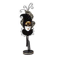 """Подставка для украшений """"Королева"""" 45 см. золотистая"""