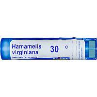 Boiron, Single Remedies, Гамамелис вирджинский, 30 С, прибл. 80 гранул