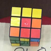 Кубик Рубика BT-RC-0001 кул. 5,3*5,3*5,3 ш.к./360/
