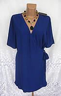 Новое яркое платье NEW LOOK полиэстер XL 54 - 56 С165N