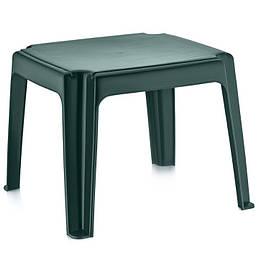Стол к шезлонгу зеленый (Papatya-TM)