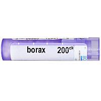Boiron, Single Remedies, Тетраборат натрия, 200 CK, прибл. 80 гранул