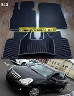 Коврики на Nissan Almera '13-. Автоковрики EVA, фото 1