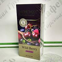 Чай Мономах Wild Berry Лесная ягода 25*1,5г черн. (18)