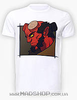 Футболки Хеллбой Hellboy