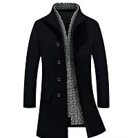 Мужское пальто. Модель 61773, фото 1