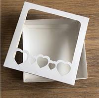 НОВИНКА! Коробка для пряников с сердечками!