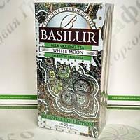 Чай Basilur Белый месяц (Восточная коллекция) зел. 25*1,5г