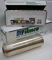 Стрейч-пленка пищевая PVC 0,60х600 м. в бумажном боксе с обрезателем