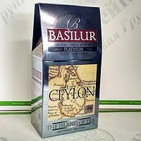 Чай Basilur Платинум (Остров Цейлон) черн. 100г