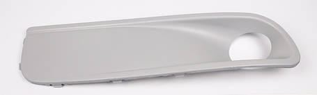 Вставка бампера передняя T5 / Фольксваген Т5 с 2003- 2006 (под противотуманку) правая Турция 7H5807490T  , фото 2