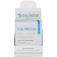 Vital Proteins, Collagen Creamer, Coconut, 10 Packets, 0.85 oz (24 g) Each