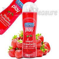 Смазка Durex Play Sweet Strawberry клубника 50мл