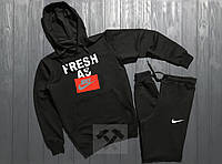 Спортивный костюм Nike Fresh As черного цвета