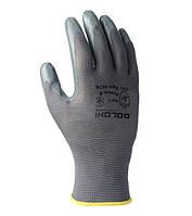 Перчатки с нитриловым покрытием ДОЛОНИ 4577